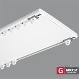 Dubbele gordijnrails G-2905