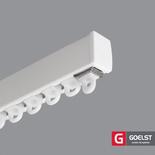 Gordijnrails G-4800