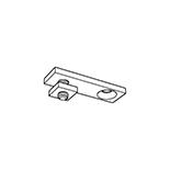 Goelst Plafondsteun Mat Zilver (4135-NM)   Geschikt voor G-4100