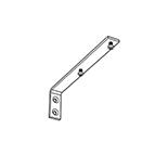 Goelst Wandsteun 15 cm Mat Zilver excl. 2150 (2015-NM-15) | Geschikt voor G-2XXX, G-4800 en G-5300