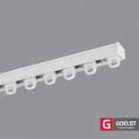 Stucwerk gordijnrails G-4701
