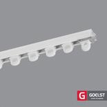 Stucwerk gordijnrails G-4900