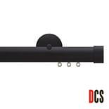 Railroede DCS Rond 28 mm Zwart